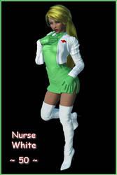Nurse White by SartoriTangier