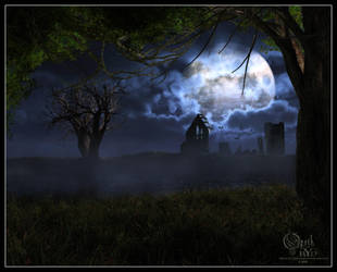 Under the Weeping Moon ver 2.0 by BeyondYourDreams