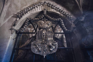 Sedlec Ossuary - Czech Republic by Mafia--Hitman