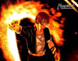 Kyo - 3rd strike by megaween