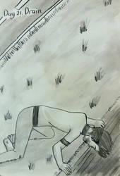 Inktober. Day 21. Drain. by Arikava-Yuuichi