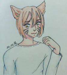 Gift 1 by Arikava-Yuuichi
