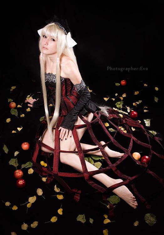 The Autumn Girl by Megami-Shiawase