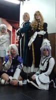 Pandora Hearts Cosplay by Lolli-Tea