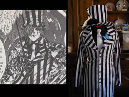 Belial cosplay Under-co by Lolli-Tea