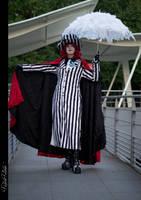 Belial cosplay by Lolli-Tea
