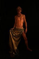 golden diva by deviantmatteo
