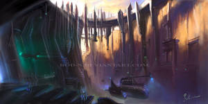 Drain City by rod-n