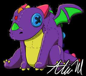 [Trove] Plushie Dragon by SkyTheVirus