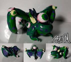 Indurion Sculpture by SkyTheVirus