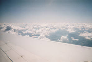 Michigan from Above: Clouds 2 by FeatheredDragon