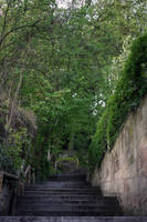 Stairway to .. I by DigUpOphelia