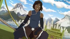 Avatar on duty by yleyn