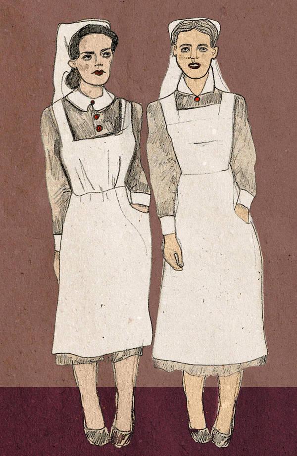 Nuns by lienertje