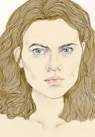 Self Portrait by lienertje