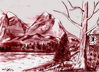 Landscape by MichaelGarcia7