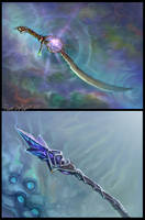 Weapon design - 1 by CG-Zander