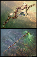 Weapon design - 2 by CG-Zander
