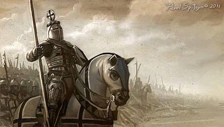Teutonic Order by CG-Zander