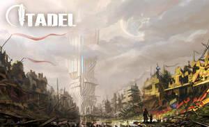 Citadel by CG-Zander