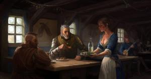 Tavern by CG-Zander