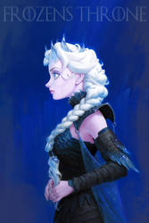 Night's Queen by CG-Zander