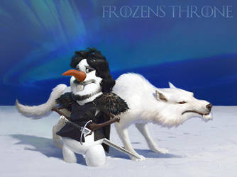 Lord Snow by CG-Zander