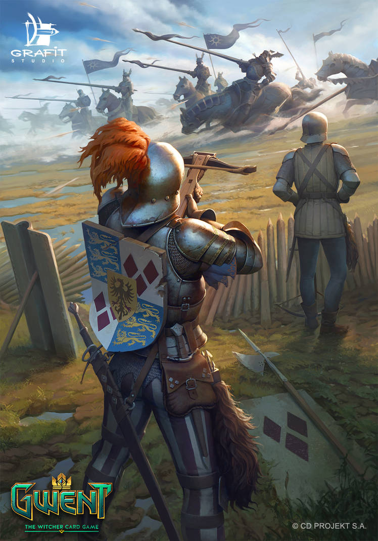 Lyrian Arbalest by CG-Zander