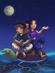 Ride on turtle by neiba