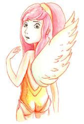 Angel by Inkaeo