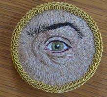 Portrait eye (working title) by imagination-heart