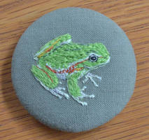 Frog by imagination-heart