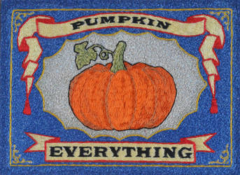 Pumpkin Everything by imagination-heart