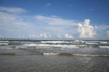 Beach Stock - 4 by SafariSyd
