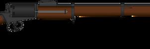 Revolving Rifle M52/85 by Semi-II