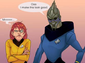 Mass Trek by Yosh9