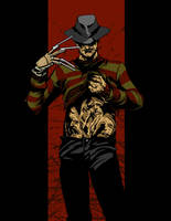 Freddy Krueger by jpc-art