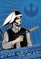 Rebel Propaganda - Trooper by jpc-art