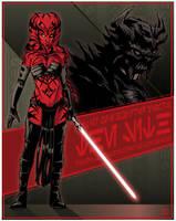 Star Wars Legacy Sith by jpc-art