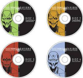 CD artwork by jpc-art
