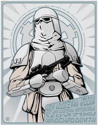 Snowtrooper by jpc-art