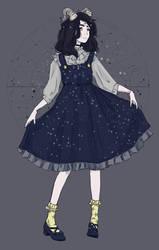 Luna by Wolf-Fram