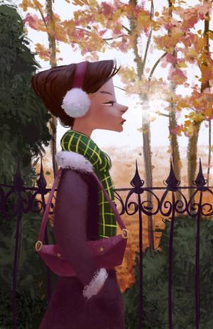 Autumn by tomvanrheenen