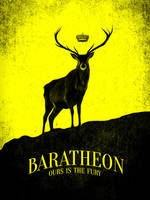 Baratheon Poster by Vascan