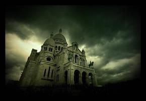 Sacre Coeur by genr