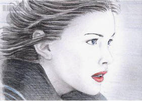 Arwen PersonalSketchCard by whu-wei