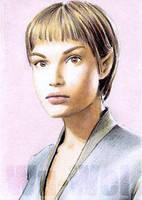 Jolene Blalock mini-portrait by whu-wei