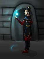 Princess Azula by Nimidorin