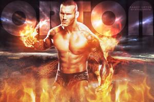 Randy Orton by kitah4htm by kitahforhtm