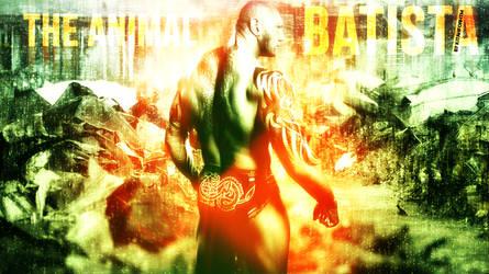 The Animal Batista Wallpaper by kitahforhtm